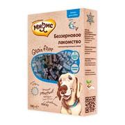 Мнямс лакомство беззерновое Grain Free для собак с лососем
