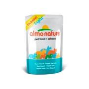 ALMO NATURE CLASSIC консервы для кастрированных котов и кошек с полосатым тунцом