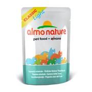 ALMO NATURE CLASSIC консервы для кастрированных котов и кошек с пятнистым индо-тихоокеанским тунцом