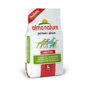 ALMO NATURE HOLISTIC корм сухой для собак крупных пород с ягненком