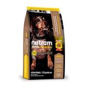 Nutram GF SB TurkeyChicken&Duck Dog Food корм сухой для собак беззерновой питание из мяса индейки курицы и утки