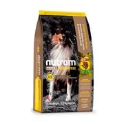 Nutram GF Turkey, Chicken & Duck Dog Food корм сухой для собак беззерновой питание из мяса индейки, курицы и утки