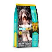 Nutram Ideal Sensitive Dog - Skin, Coat & Stomach корм сухой для собак с проблемами ЖКТ кожи и шерсти
