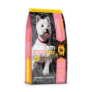 Nutram Sound Small Breed Adult Dog корм сухой для собак мелких пород