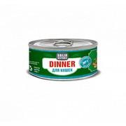 Solid Natura Dinner консервированный корм для кошек кролик