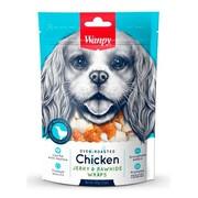 Wanpy Dog кости из сыромятной кожи с куриным мясом