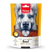 Wanpy Dog лакомство для собак соломка из вяленой говядины