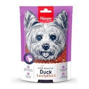 Wanpy Dog лакомство для собак утиные сосиски