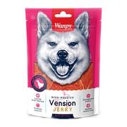 Wanpy Dog лакомство для собак филе из оленины