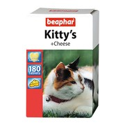 Beaphar витамины для кошек с сыром Kitty`s + Cheese