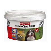 Beaphar витамины для собак и кошек с пивными дрожжами и чесноком