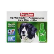 Beaphar капли Био от блох для собак крупных пород