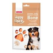Beaphar лакомство для собак куриное филе на кальциевой косточке Happy Snack