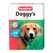 Beaphar кормовая добавка Doggy's для собак с печенью