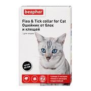 Beaphar ошейник от блох для кошек, 35см