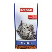 Beaphar Подушечки Malt Bits light для вывода шерсти у кошек, склонных к лишнему весу .