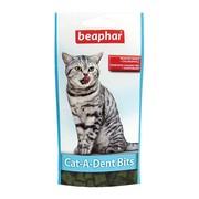 Beaphar подушечки для кошек для чистки зубов Cat-A-Dent Bits