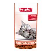 Beaphar подушечки для кошек с мальт-пастой + лосось