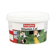 Beaphar Vitamin Cal витаминная смесь для укрепления иммунитета для собак и кошек