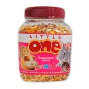 Little One воздушные зерна лакомство для всех видов грызунов