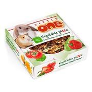 Little One пицца с овощами лакомство для грызунов