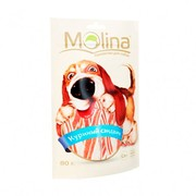 Molina лакомство для собак куриный сэндвич