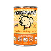 BARKING HEADS консервы для собак с чувствительным пищеварением с курицей нежная забота