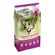 BARKING HEADS корм беззерновой для собак малых пород с уткой и бататом кряква для мелколапого