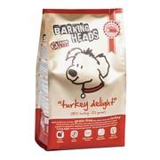 BARKING HEADS корм беззерновой для собак с индейкой и бататом бесподобная индейка