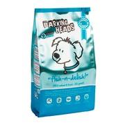 BARKING HEADS корм беззерновой для собак с лососем, форелью и бататом рыбка-вкусняшка