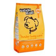 BARKING HEADS корм для собак с чувствительным пищеварением с курицей и рисом нежная забота