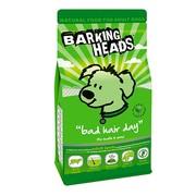 BARKING HEADS корм для собак с ягненком и рисом роскошная шевелюра