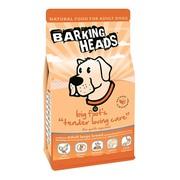 BARKING HEADS корм сухой для собак крупных пород с курицей и рисом цыпленок для большелапого
