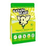BARKING HEADS корм сухой для собак малых пород с ягненком и рисом роскошная шевелюра для мелколапого