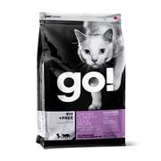 GO! NATURAL Holistic беззерновой для котят и кошек - 4 вида мяса: курица, индейка, утка и лосось