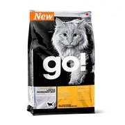 GO! NATURAL Holistic беззерновой для котят и кошек с чувствительного пищеварением со свежей уткой