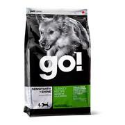 GO! NATURAL Holistic беззерновой для щенков и собак с чувствительным пищеварением с индейкой