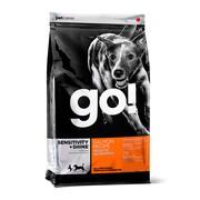 GO! NATURAL Holistic беззерновой для щенков и собак со свежим лососем и овсянкой