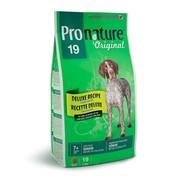 ProNature 19 сухой корм для собак сеньор, цыпленок без сои, пшеницы, кукурузы