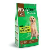 ProNature 26 сухой корм для собак крупных пород цыпленок
