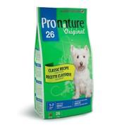 ProNature 26 сухой корм для собак мелких и средних пород