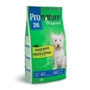 ProNature 26 сухой корм для собак мелких и средних пород, цыпленок