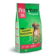 ProNature 26 сухой корм для щенков формула роста ягненок/рис