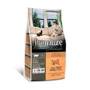 ProNature Holistic корм для кошек беззерновой, утка с апельсином