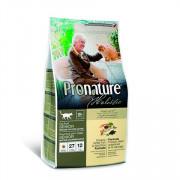 ProNature Holistic корм для кошек облегченный, океаническая, белая рыба с рисом