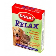 SANAL для кошек и собак RELAX уникальное натуральное антистрессовое средство