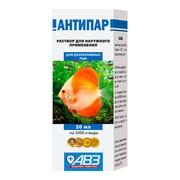 АВЗ Антипар для борьбы с возбудителями грибковых, бактериальных болезней у аквариумных рыб