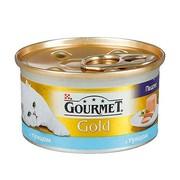 Консервы Gourmet Gold для кошек паштет тунец