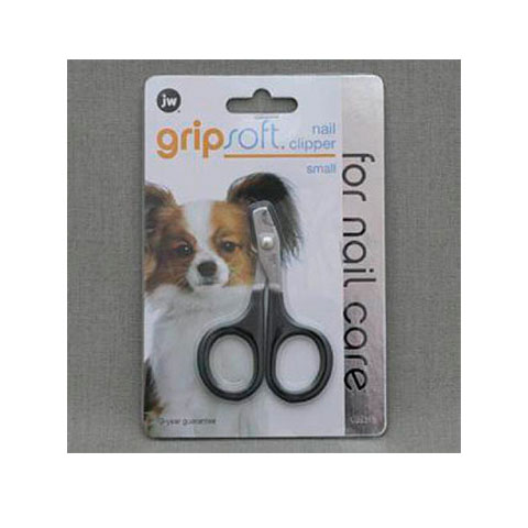 J.W. Когтерез для собак, маленький Grip Soft Small Nail Clipper