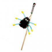 PETTO Махалка - Норковый паук на веревке, GoSi на картоне с еврослотом